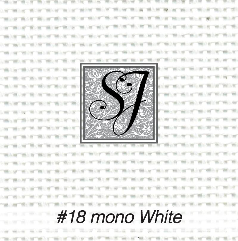Zweigart #18 Deluxe Mono Canvas