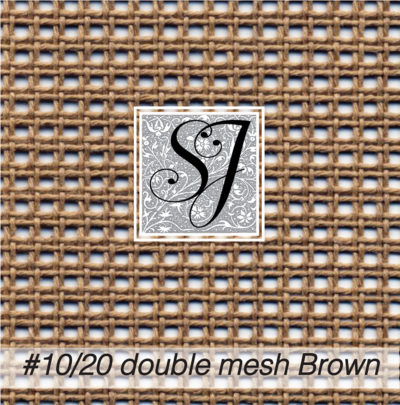 Zweigart Double Mesh Canvas (Penelope)